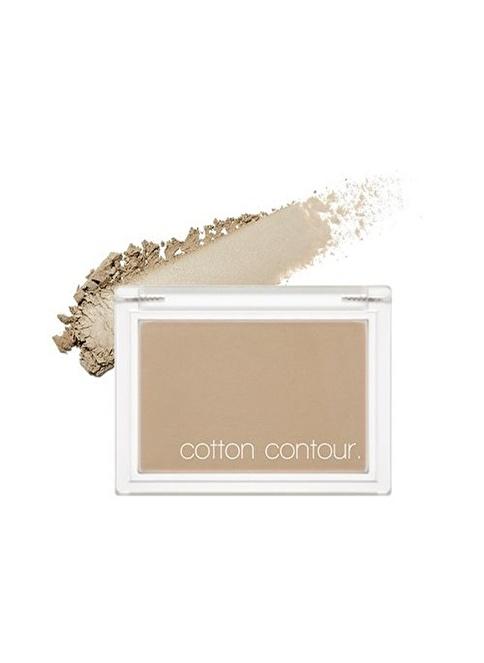 Missha Cotton Contour (Smoked Hazel) Bej